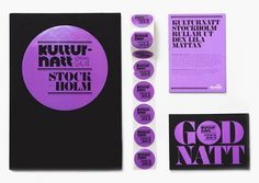 SNASK – Designing Brands & Lifestyles #stationary #culture #snask #identity #purple