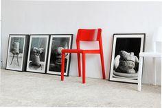 330 by Läufer + Keichel #chair #furniture #design #minimal