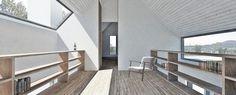 skylight/window, north/west House, Dromintee | MMAS | Archinect