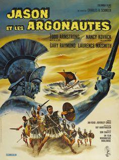 Jason and the Argonauts,Don Chaffey (1963)Visual Effects byRay Harryhausen (1920 2013)