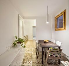 AL Apartment by Alventosa Morell Arquitectes #apartment #design #interiors