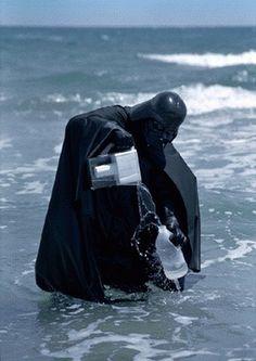 VVORK » 2006 » Juli #dark #sea #black #clean #vador #brita