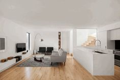 Dandurand Multi-Dwellings: Renovation and Extension of a 1920 Montreal Duplex 4