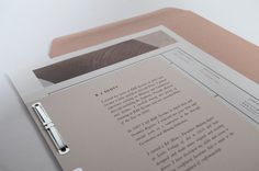 R J Scott #binding #pages #book #passport #neutral #layout #paper #typography