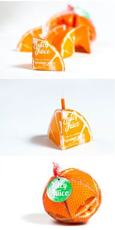 juice box packaging