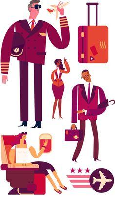 Owen Davey on Behance #illustration #vector
