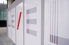 Design Work Life » cataloging inspiration daily #signage #level #branding
