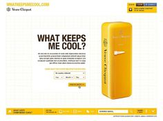 What Keeps Me Cool ? - 13decembre - Séverin Boonne #webdesign