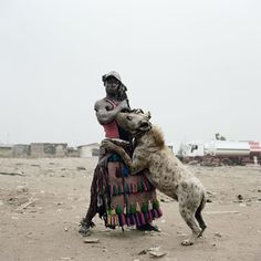 Pieter Hugo - Pieter Hugo — The Hyena Men