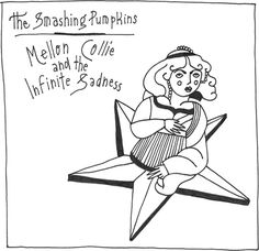 Walkman times #music #illustration #smashing #pumpkins