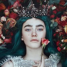 Marvelous Fine Art Portrait Photography by Bella Kotak
