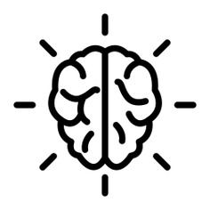 See more icon inspiration related to brain, medical, people, human brain, healthcare and medical, body organ and body part on Flaticon.