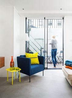 Westmoreland Terrace by UV Architects