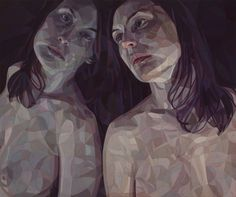 Lui Ferreyra | PICDIT #design #art #painting #portrait