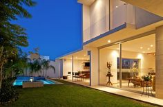 Casa SG on the Behance Network #architecture #house