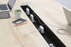 Work Table 02 Series Miguel de la Garza #furniture #design