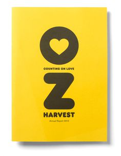 Frost* high impact annual report for OzHarvest | Desktop