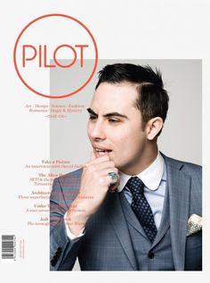 Pilot (Auckland, Nouvelle Zélande / New Zealand) #pilot #type #magazine