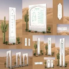 Scenic | Wayfinding | Signage | Sign | Design