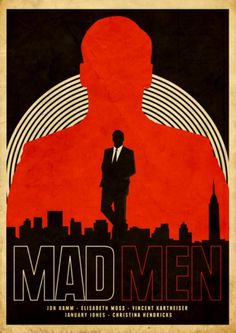 Mad Men on yay!everyday #illustration