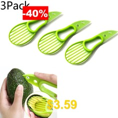 Avocado #Knife #Three-in-one #Multi-Purpose #Fruit #Knife #Avocado #Knife #Kitchen #Tool