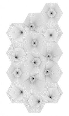 but does it float #patterns #geometric #blackwhite