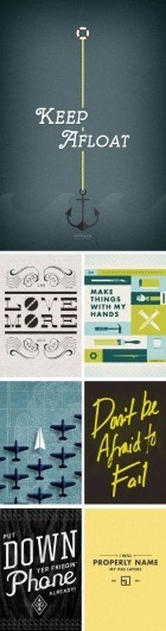 design work life » cataloging inspiration daily #illustration #poster