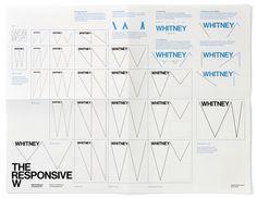 www.experimentaljetset.nl/archive/whitney museum identity #branding #responsive #design #logo #typography