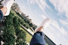 Have a Nice Day #paris #angle #travel #fashion #feet
