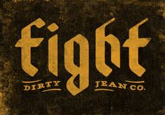 All sizes | fight | Flickr - Photo Sharing! #simon #type #walker
