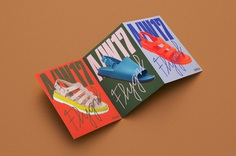 """Brand Identity for Flygrl by Felipe Rocha """"Visual identity for Flygrl, Melissa's latest collection. Melissa is an iconic global footwear brand with origins tracing back to Sao Paolo, Brazil. Melissa has an international presence in more than 80..."""