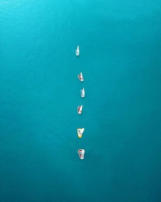 Stunning Symmetry and Patterns: Drone Photography by Costas Spathis