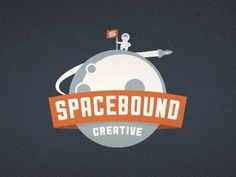Spacebound Creative Logo