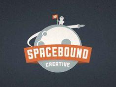 Spacebound Creative Logo