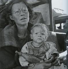 Más tamaños | Dorothea Lange's Photographs & Reports from the Field | Flickr: ¡Intercambio de fotos! #photo #portrait