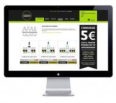 El Club del Mordisco - Oriol Arrese #web #commerce