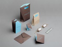 Maaemo #packaging #color #typography
