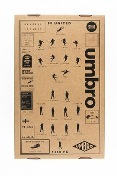 Samuel Smith #wsa #packaging #design #graphic #umbro #typography