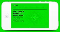 The digital+print visual identity for Clover, a mobile development studio from Zagreb, Croatia. MORE AT > https://www.behance.net/gallery/1 #luck #croatia #fresh #design #clean #digital #brand #behance #identity #zagreb #web #green