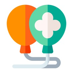 See more icon inspiration related to birthday and party, Saint Patrick, shamrock, balloons, celebration, clover, party and balloon on Flaticon.