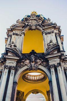 Zwinger Dresden by Kristina Ponomareva
