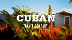 Cuban Travel Co. | PollenLondon #typography #branding #photography #cuba