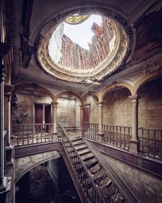 Abandoned Europe: Urbex Photography by Mathias Mahling
