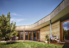 Rammed Earth Extension to a Californian Bungalow