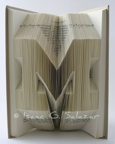 University of Michigan | Flickr - Photo Sharing! #3d #type #book