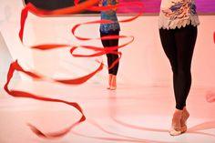 IG098 #dancing doll #girls #ribbon dance