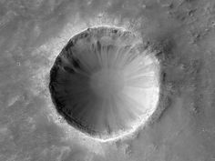 OTAKU GANGSTA #crater #surface #planet