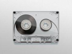 Dribbble - cassette_hres.jpg by Román Jusdado