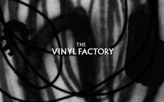 The Vinyl Factory by Tom Darracott #white #darracott #black #tom #and #typography