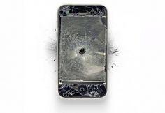 Apple | SLAMXHYPE #iphone #photography #damage